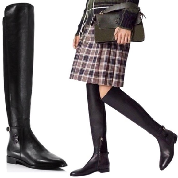f9d79187f2e148 Tory Burch Wyatt Over-the-Knee Boots